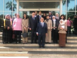 أكاديميتان من جامعة عمان الاهلية تفوزان بجائزة