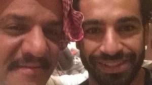 بالفيديو .. سعودي يأكل مع محمد صلاح 3 أيام ولم يعرفه.. شاهد القصة