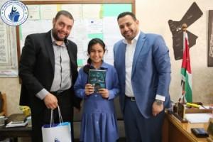 حملة ''الزرقاء تقرأ'' لرياض ومدارس جامعة الزرقاء