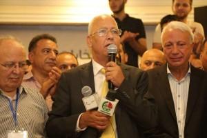 أحمد سمارة الزعبي نقيبا للمهندسين