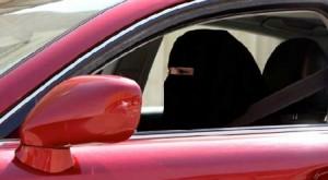 السماح للنساء بقيادة السيارات في السعودية من 24 حزيران