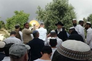 رقصات يهودية في الأقصى .. واعتداءات على الحراس