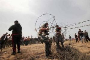 7 شهداء وعشرات الإصابات في يوم نقل السفارة وذكرى النكبة