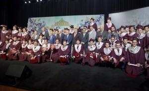 مدارس النظم الحديثة تحتفل بتخريج طلاب الفوج الثالث عشر