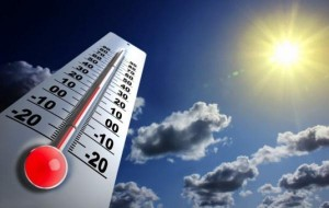 اجواء حارة في الاسبوع الأول من رمضان .. ودرجات حرارة ثلاثينية