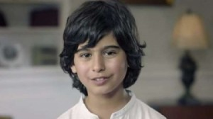 بالفيديو...لم يسبق له التمثيل.. من هو الطفل الذي ظهر في إعلان شركة