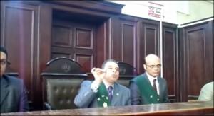 بالفيديو... ماذا قال قاضٍ مصري لامرأة قتلت زوجها بمساعدة عشيقها؟
