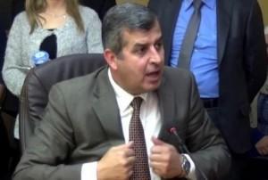 وزير الطاقة : سنستقبل الغاز الإسرائيلي في 2020