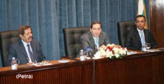 الرفاعي يلتقي أعضاء المجالس الطلابية في الجامعات الرسمية
