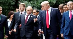 بوتين يؤكد استعداده للقاء ترامب
