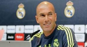 أول تصريح لزيدان بعد رحيله عن ريال مدريد