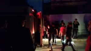 بالصور ... إصابة 3 أشخاص بعد تعرضهم لإطلاق نار من نسيبهم في اربد