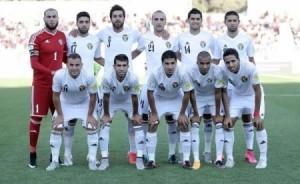 المنتخب الوطني بالمركز 110  على سلم التصنيف الدولي لكرة القدم الفيفا