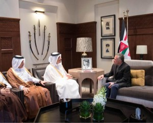 قطر تدعم الاردن بتوفير 10 آلاف فرصة عمل و500 مليون دولار لمشاريع استثمارية