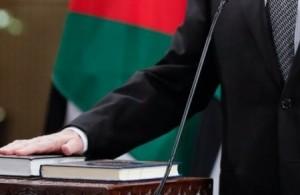 وزراء بمكاتبهم بالعيد استعداد للعمل في الحكومة الجديدة