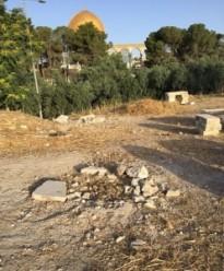 جهود أردنية تثمر عن سحب نقطة حراسة للاحتلال على تلة باب الرحمة
