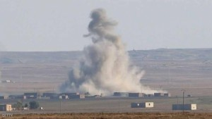 ضربة جوية تقتل 38 مواليا للنظام في شرق سورية