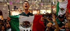 هزّة أرضية ضربت العاصمة المكسيكية بسبب هدف الفوز على ألمانيا!