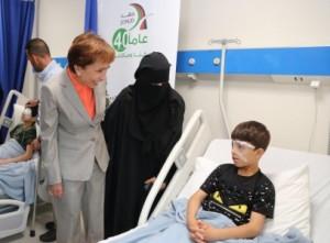 Orange الأردن تواصل دعمها لنشاطات حملة البر والاحسان