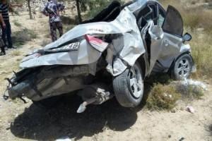 وفاتان و5 اصابات بحادثي تدهور في عمان والبلقاء