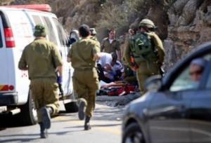 إصابة 3 جنود إسرائيليين بعملية بالضفة