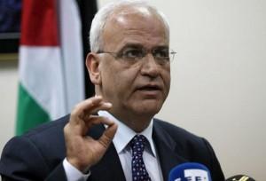 عريقات رداً على تصريحات (كوشنر) حول صفقة القرن : فلسطين ليست للبيع