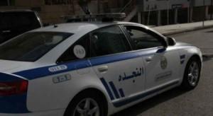 اصابة أربعة اشخاص وتحطيم زجاج مركبة ومحل تجاري في شارع المدينة المنورة بعمان