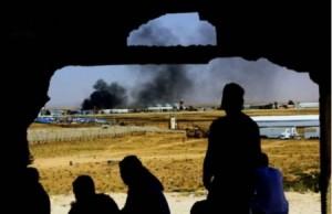 عمليات عسكرية سورية - روسية على نقاط التماس مع المملكة ومعركة