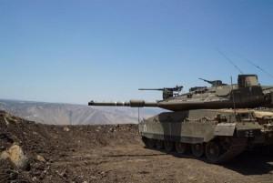 اسرائيل تهدد باجتياح الحدود السورية