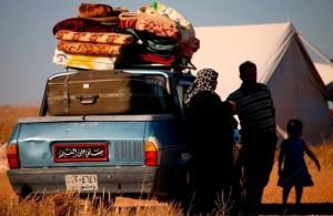 90 % من نازحي سوريا على حدود الأردن عادوا إلى قراهم