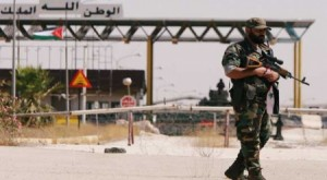 بالصور .. وبعد غياب ثلاث سنوات الجيش السوري في معبر نصيب الحدودي مع الأردن