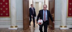 أول تصريح لبوتين بعد خروج روسيا من نهائيات كأس العالم
