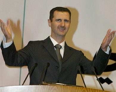بأمر المحكمة الدولية .. لا حصانة للأسد