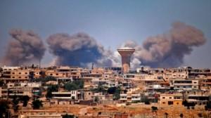 روسيا قتلت 71 مدنياً في سوريا منذ بداية مونديال 2018