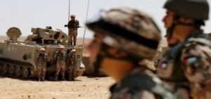 المساعيد: أكثر من ألف ارهابي قرب حدودنا الشمالية