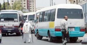 انتهاء الملكيات الفردية لوسائط النقل العام في 2022