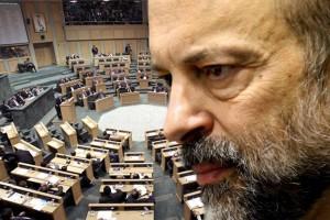 اسماء النواب الحاجبين والمانحين للثقة لحكومة الرزاز