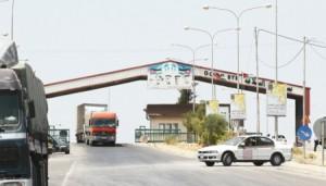 توقعات باستئناف التبادل التجاري مع سورية خلال اسبوعين