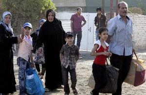 الأردن يسمح بمرور 800 سوري عبر حدوده الى دول غربية