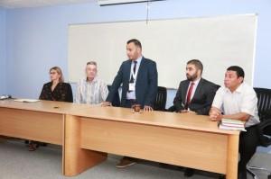 جامعة البترا وجامعة سنترال لانكاشير البريطانية تبحثان التعاون في تخصص الحقوق
