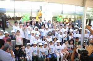 بنك القاهرة عمان يدعم المخيم الصيفي السنوي لأطفال مركز الحسين للسرطان للسنة الثانية عشر على التوالي