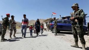 برا وبحرا وجوا .. روسيا تقيم 7 معابر جديدة لعودة اللاجئين إلى سوريا