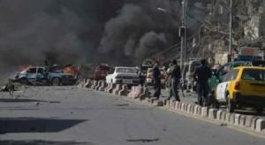 25 قتيلاً بهجوم انتحاري داخل مسجد شرق أفغانستان