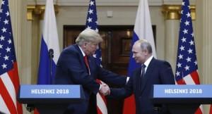 ترامب: انتظروا مني مباراة ملاكمة مع بوتين!