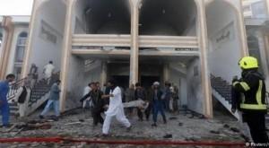 أفغانستان: مقتل وإصابة 60 شخصاً بهجوم على مسجد