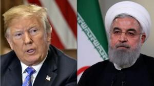 ترامب يحذر العالم من التعامل تجاريا مع إيران