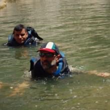 بالصور...رئيس الوزراء د.عمر الرزاز في وادي الهيدان