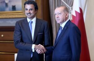 امير قطر يعلن عن استثمار مباشر لبلده في تركيا بقيمة 15 مليار دولار