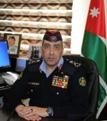 الحمود يوعز لمدير القضاء الشرطي التحقيق بادعاءات بتجاوز رجال الامن للقانون في عمان
