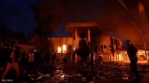 بعد حرق القنصلية...إيران تطلب من رعاياها مغادرة البصرة فورا!